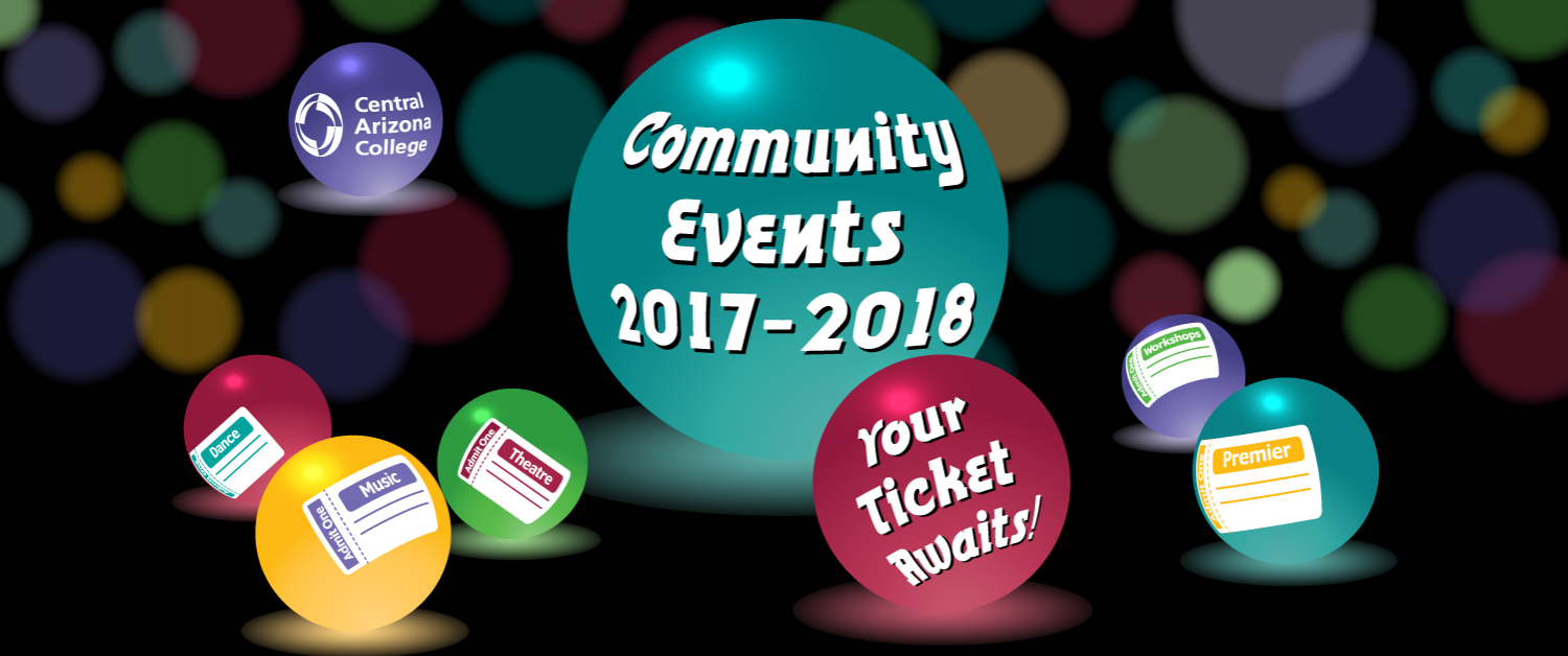 Community Events Cover Art Banner