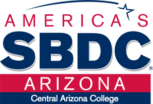 America's SBDC Arizona Central Arizona College logo