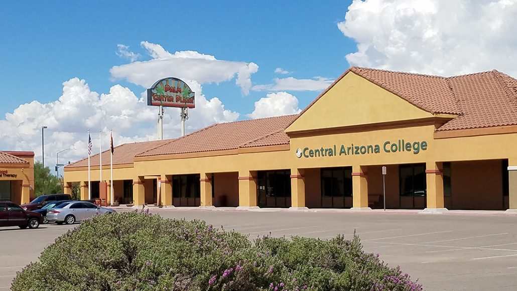 Central Arizona College Athletics 5
