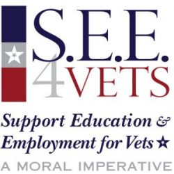 SEE4VETS logo