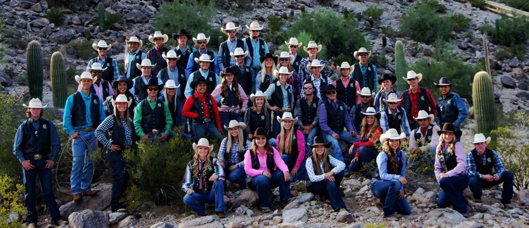 Central Arizona College Men S And Women S Rodeo Team