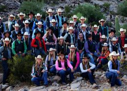 CAC Men's and Women's Rodeo Team Members