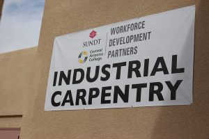 Banner Sundt CAC Workforce Development Partnership Banner