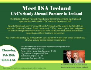 Meet ISA Ireland - Our study abroad partner in Ireland.