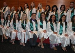 CAC Nursing Graduates Spring 2018