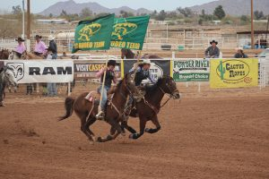 Central Arizona College Rodeo Team Members Headed To