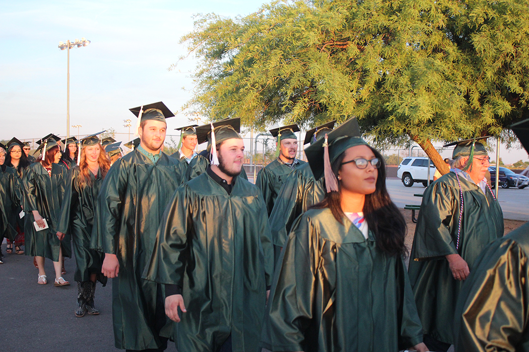 Central Arizona College 2018 Graduation Ceremony To Be