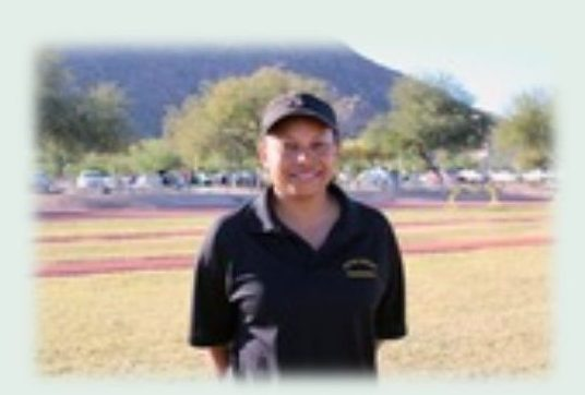 Kim Dismuke, CAC Assistant Coach