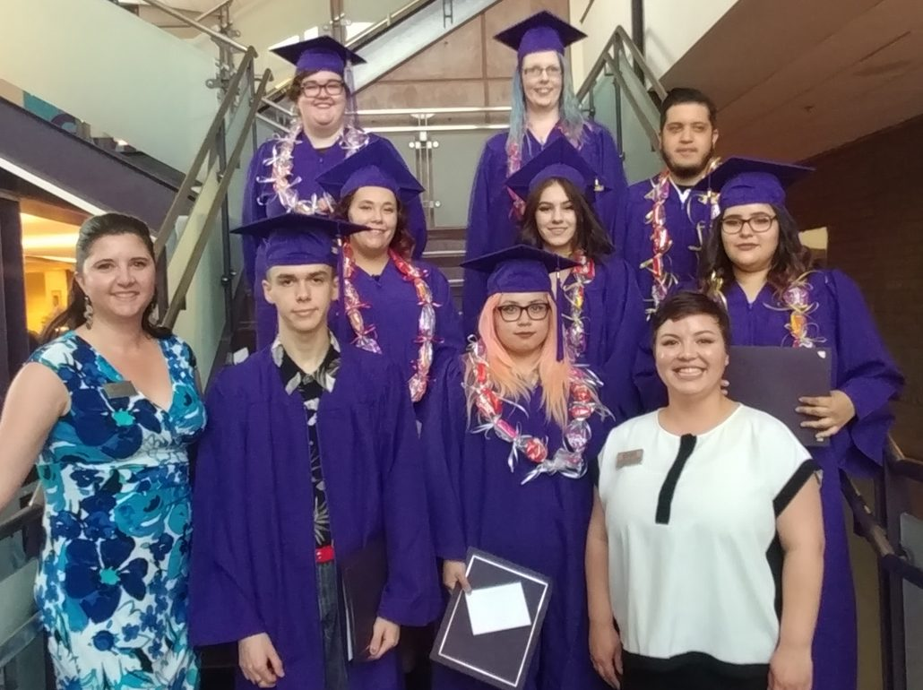 Photography of 2018 GED Graduation
