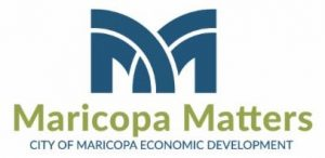 Maricopa Economic Development logo