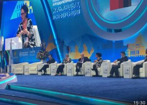 Valenzuela as Panelist at Global Conference on Primary Health Care