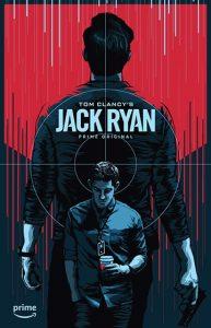Amazon Prime Original Series Jack Ryan Poster