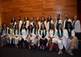 Nursing graduates Fall 2018