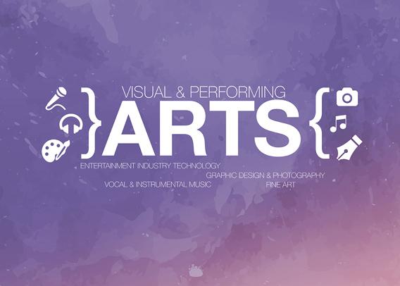 Visual and Performing Arts Division Image