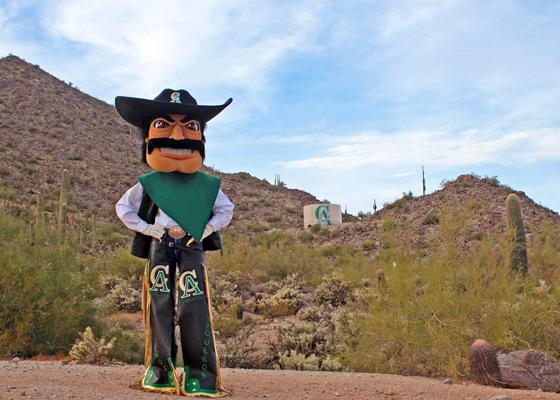 Vaquero Mascot Image