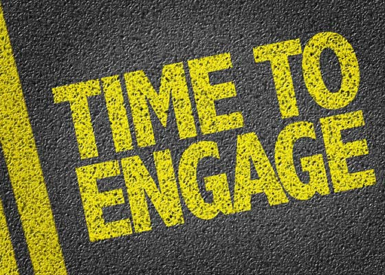 Time to Engage - Learning Page Image