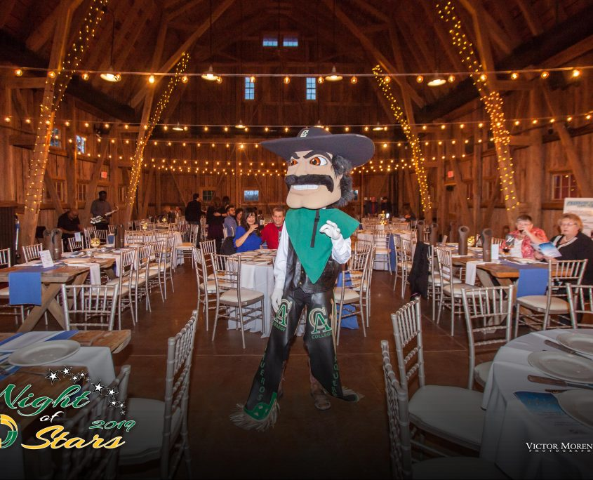 Photo of Mascot Vaquero Pete