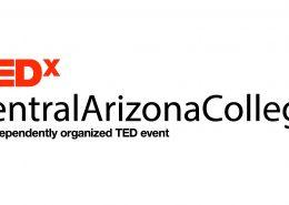 TEDxCentralArizonaCollege logo