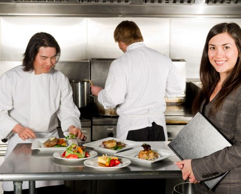 Nutrition and Foodservice Professional Training Program Image
