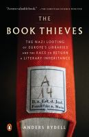 cover of library book Book Thieves