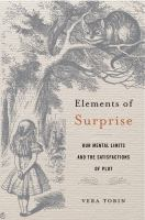 cover of library book Elements of Surprise