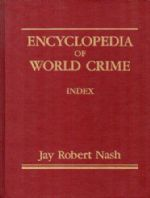 cover of library book Encyclopedia of World Crime