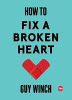 cover of library book How to Fix a Broken Heart
