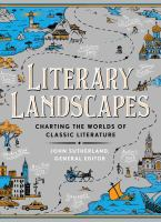 cover of library book Literary Landscapes
