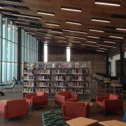 inside Maricopa Campus Library