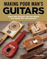 cover of library book Making Poor Man's Guitars