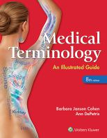 cover of medical book Medical Terminology