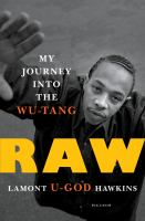 cover of library book Raw My Journey into the Wu-Tang