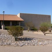 Signal Peak Campus Library building