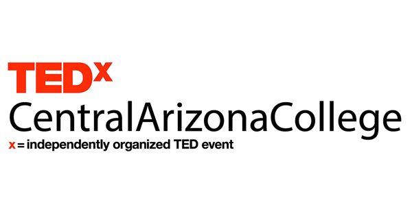 TEDx Central Arizona College Event Image
