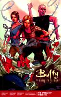 cover of library book Buffy the Vampire Slayer Season 11