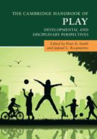 cover of library book Cambridge Handbook of Play Developmental and Disciplinary Perspectives