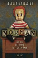 cover of library book Norman: The Doll That Needed to be Locked Away