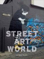 cover of library book Street Art World