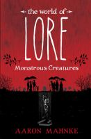 cover of library book World of Lore: Monstrous Creatures