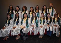 Nursing graduates spring 2019