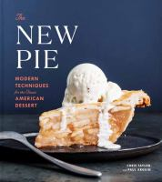 cover of library book New Pie Modern Techniques for the Classic American Dessert