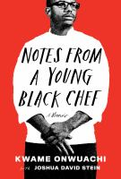 cover of library book Notes from a Young Black Chef