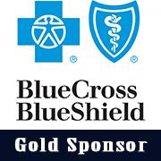 Gold sponsor Blue Cross Blue shield