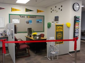 CAC Office at Maricopa High School