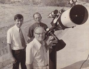 Photo of Allan Morton & Richard O'Brien, Harry Schmidt