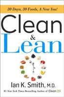 Library book cover Clean & Lean 30 Days 30 Foods a New You