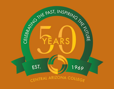 Photo of CAC 50th Anniversary LOGO