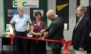 CAC Connect Ribbon Cutting AJHS
