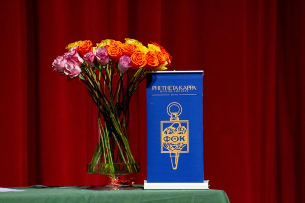 PTK program and flowers