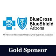 Blue Cross Blue Shield of Arizona - Gold Sponsor